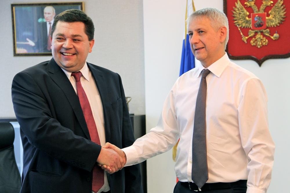 «Евгений Николаевич выразил признательность за подготовку города к проведению пятой Всероссий