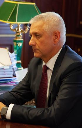 Глава Магнитогорского городского округа Сергей Бердников назначен заместителем губернатора Челяби
