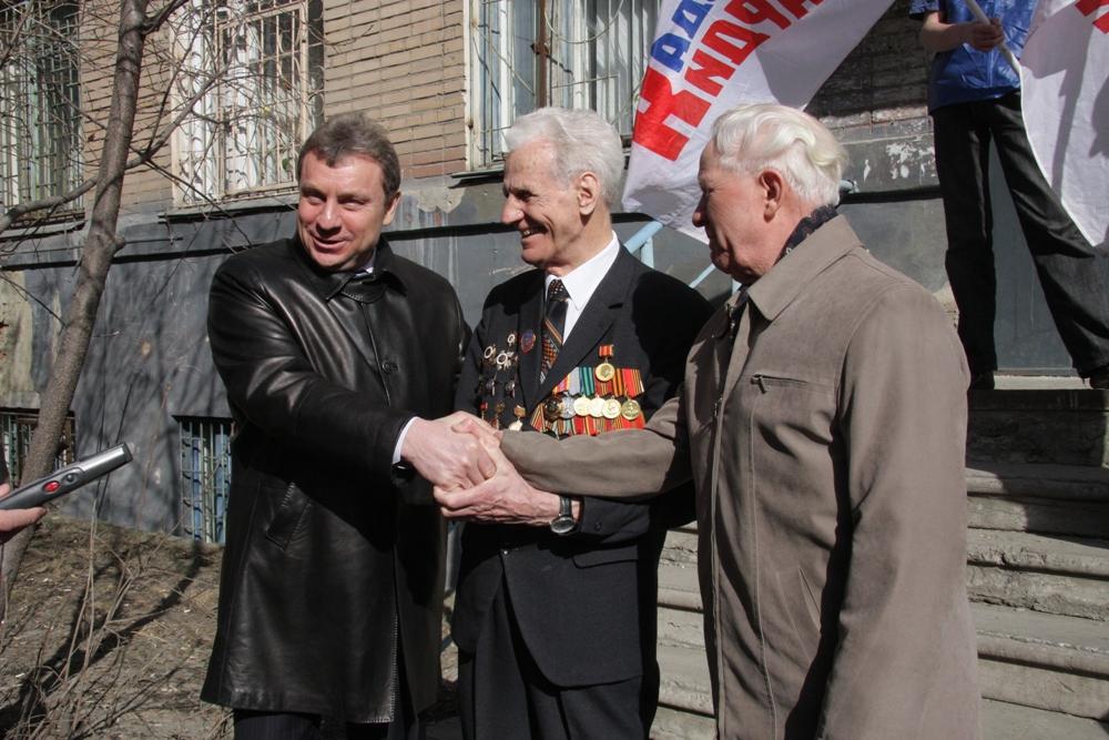 «СоюзПищепром» и «Пятерочка» распространят продуктовые подарки для ветеранов через городской Сове