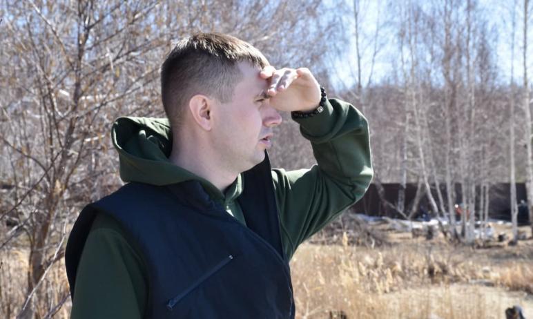 Замминистра экологии по Челябинской области Виталий Безруков, подозреваемый в превышении должност