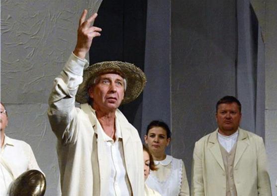 Труппа Нового Художественного театра Челябинска вернулась из поездки на I Всероссийский фестивал