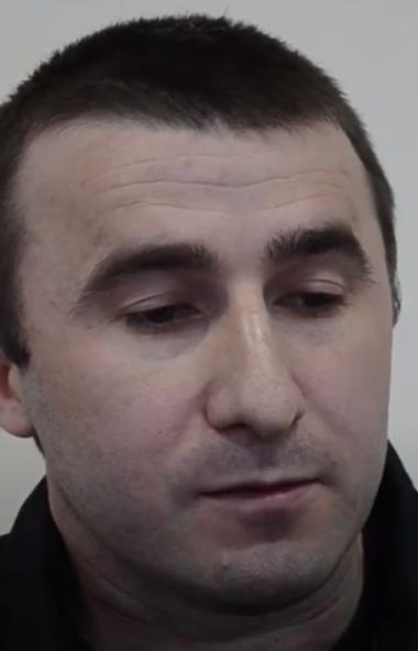 Осужденный чеченец Ахмед Исрапилов, отбывающий наказание в колонии №1 ГУФСИН России по Челябинско