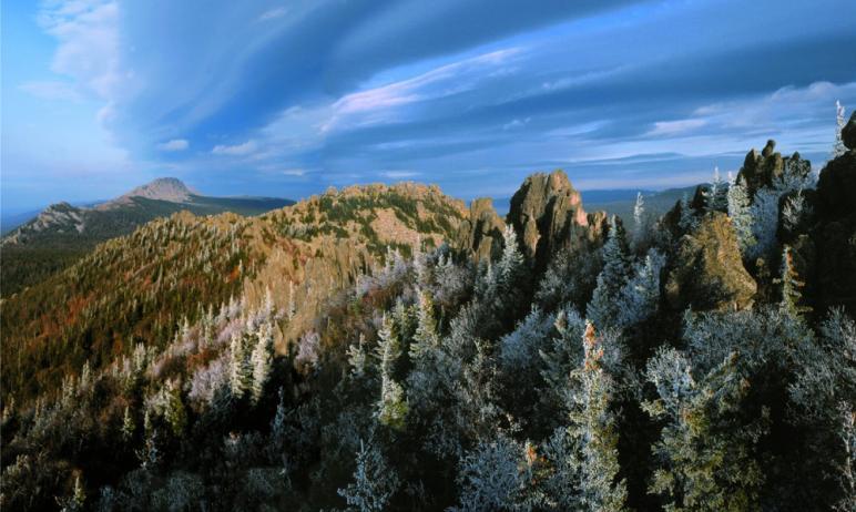 Национальный парк «Таганай» объявил предновогодний конкурс «Снежная сказка», в котором могут прин