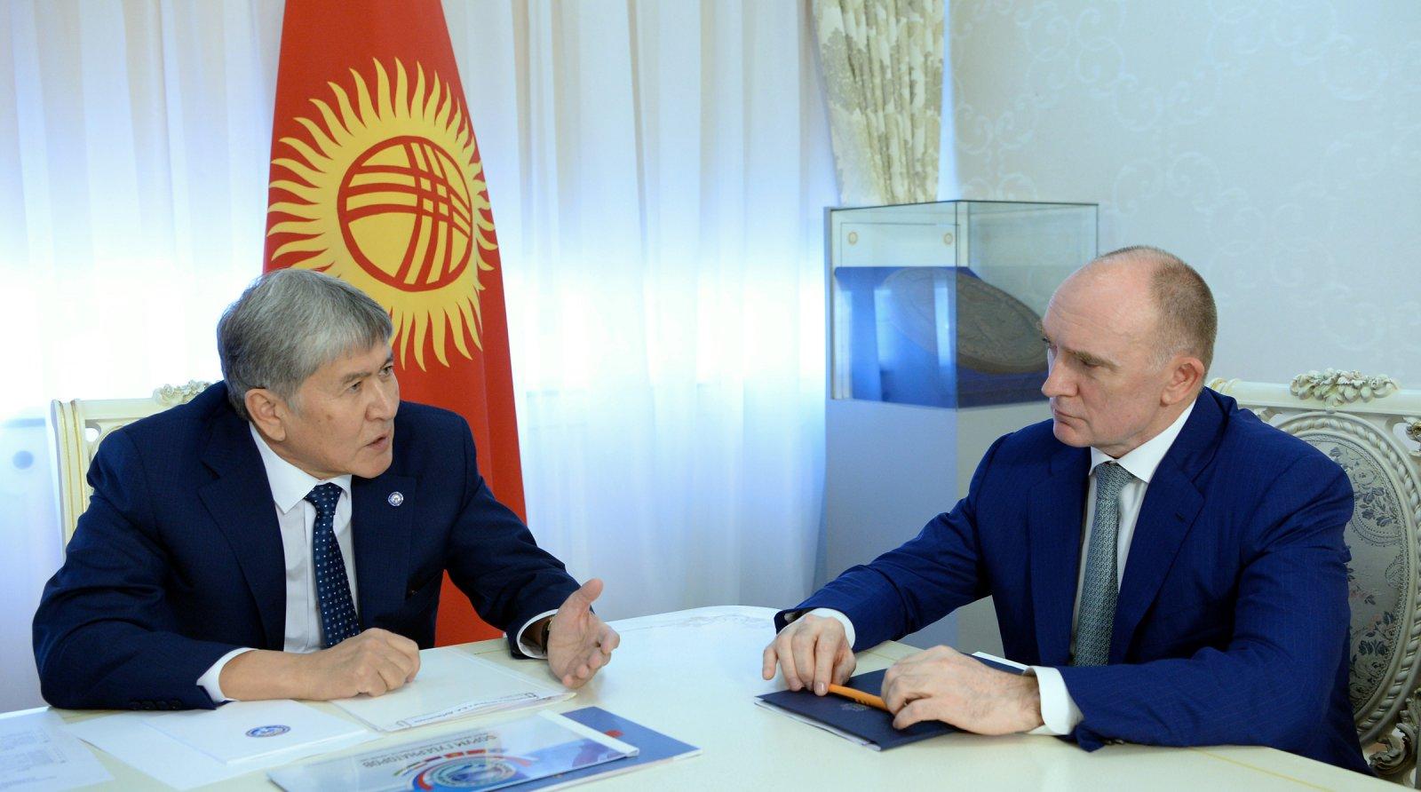 Этот вопрос обсуждался в ходе встречи президента и губернатора в рамках проведения дней Челябинск