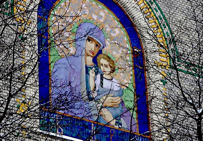 Накануне, 14 февраля, митрополит Челябинский и Златоустовский Никодим совершил всенощное бдение в