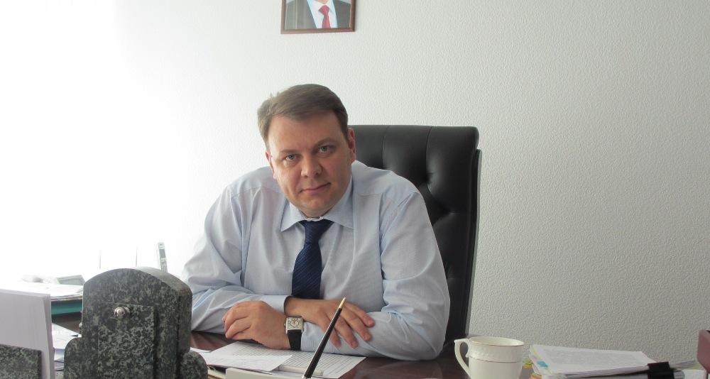 Первого апреля 2014 года исполняющий обязанности губернатора Челябинской области Борис Дубровский