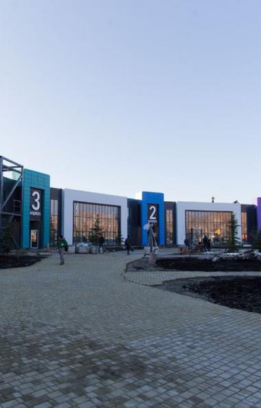 Новая инфекционная больница в малой Сосновке на выезде из Челябинска станет центром для лечения т