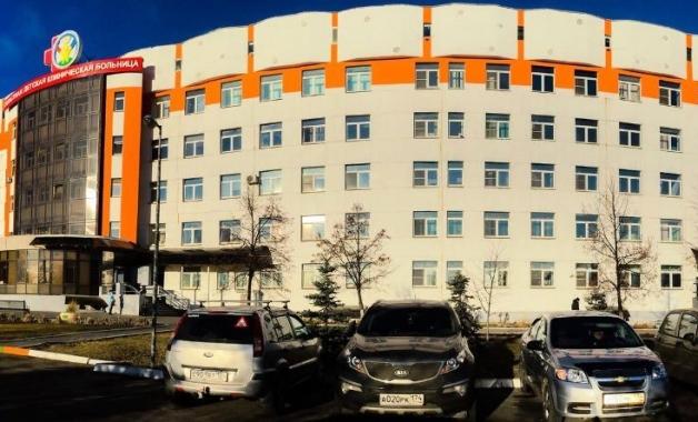 Главная детская больница Челябинской области теперь может возвращать зрение детям с самыми сложны