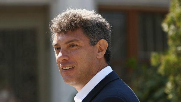 Планируется, что Борис Немцов встретится с активистами региональных отделений ПАРНАСа и «Солидарн