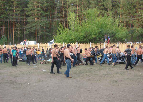 Как ранее сообщало агентство «Урал-пресс-информ», побоище на рок-фестивале «Торнадо» произошло 29