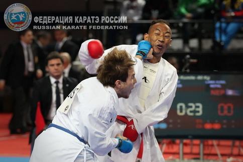 Спортсмены челябинской школы по каратэ «Конас» завоевали три медали на чемпионате Европы по карат
