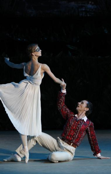 В Челябинске 11-го и 12-го октября состоится показ балета в двух действиях