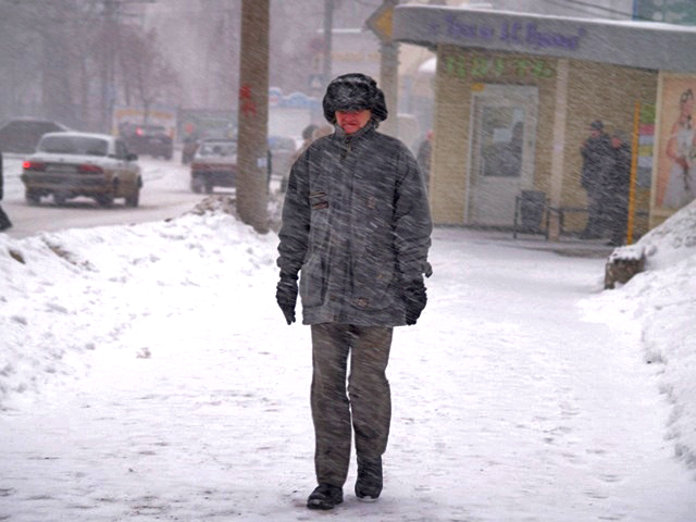 «Ожидается на Новый год минус 30 градусов, - предупредил глав Борис Дубровский на состоявшемся се