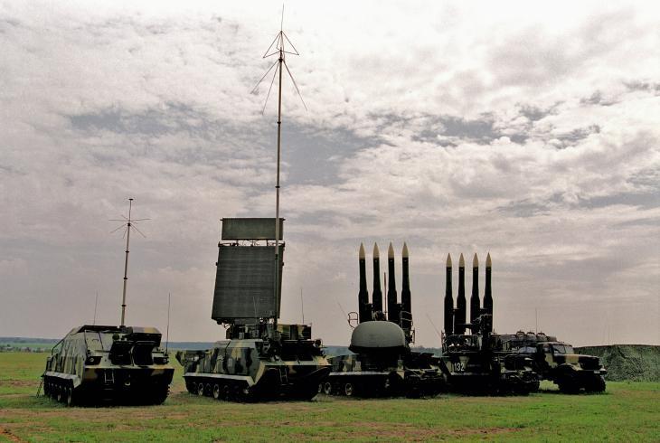 Российские радиотехнические средства в течение 17 июля фиксировали работу радиолокационной станци