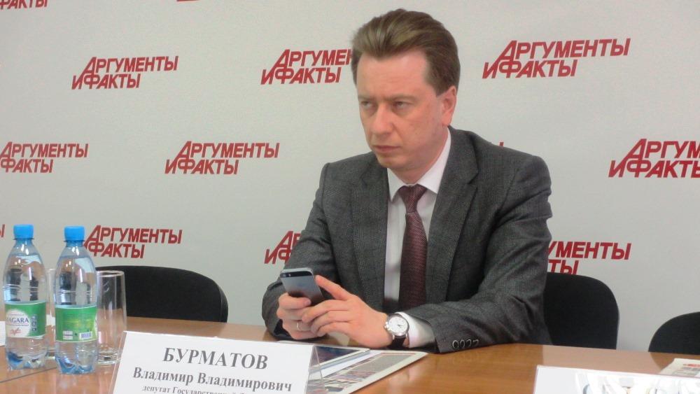 Как сообщил Владимир Бурматов на состоявшейся сегодня в Челябинске пресс-конференции, к нему с пи