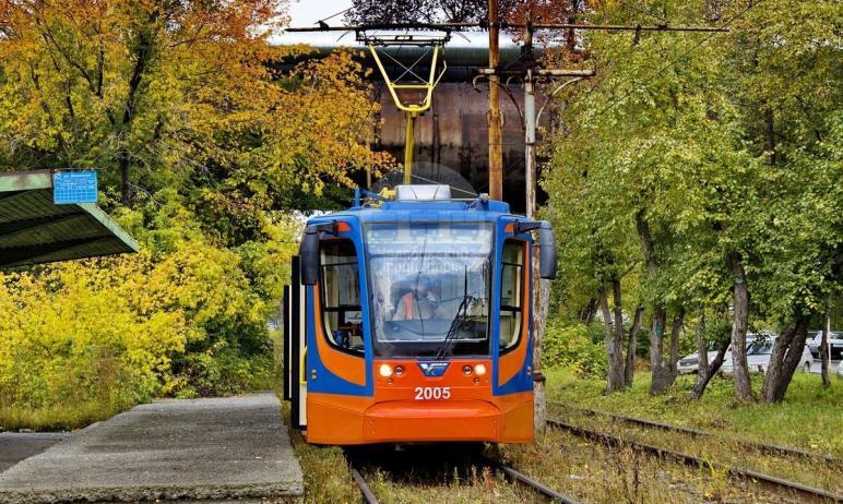 Новые трамваи Челябинска, на покупку которых в 2021-м году предусмотрены денежные средства в обла