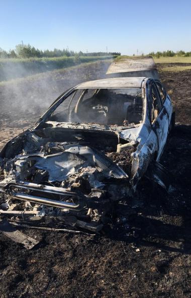 В Карталах (Челябинская область) сотрудники полиции задержали водителя, который устроил ДТП в пья