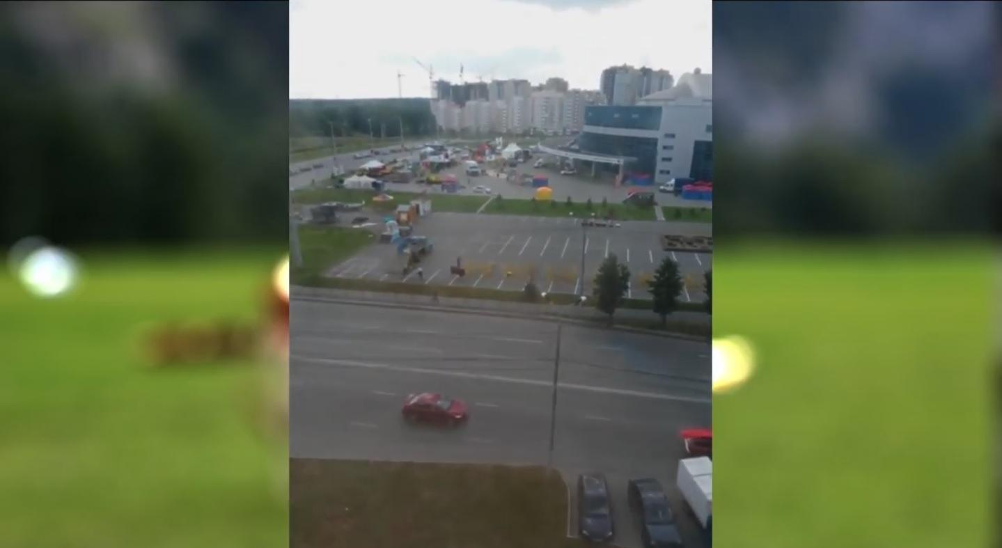 Сразу два курьезных происшествия произошло в Челябинске при подготовке к открытию выставки «АГРО-