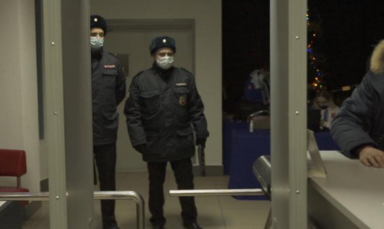 Охрану общественного порядка на чемпионате России по фигурному катанию в Челябинске обеспечивают