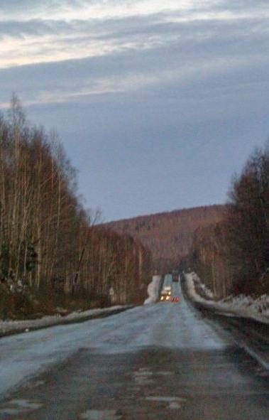 В минувшие сутки в большинстве районов Челябинской области прошли осадки, преимущественно в виде