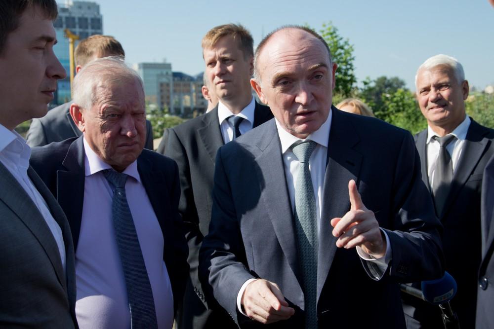 Губернатор Челябинской области пообещал дисциплинарные взыскания вплоть до увольнений за срыв сро