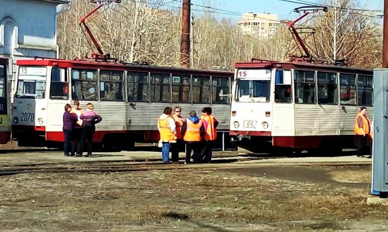 Новые трамваи для Челябинска поставит ООО «Торговый дом