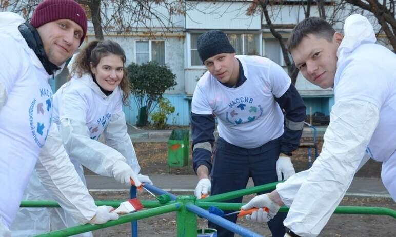 Молодежная организация входящего в состав холдинга Уральской горно-металлургической компании Челя