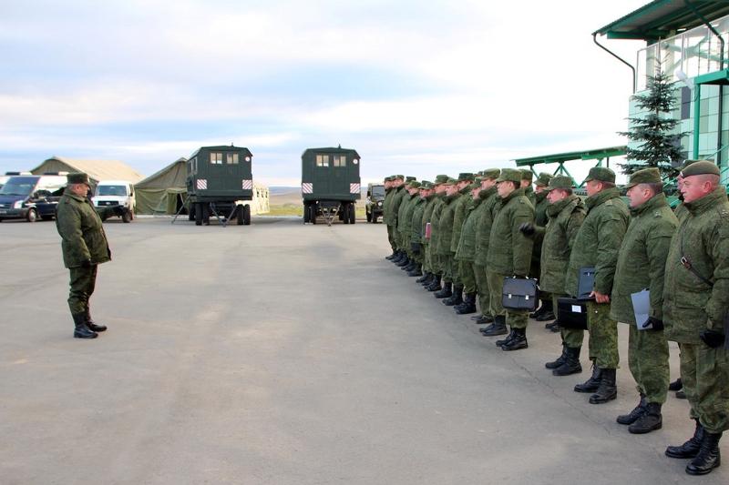 В нем примут участие военнослужащие Армении, Белоруссии, Казахстана, Киргизии, России и Таджики
