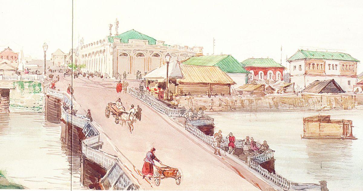 Художник Павел Пясецкий написал «портрет» самой большой железной дороги страны - Транссиба. Длина
