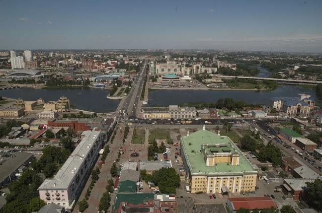 Перед ремонтом фасадов главное управление архитектуры и градостроительства Челябинска разработало