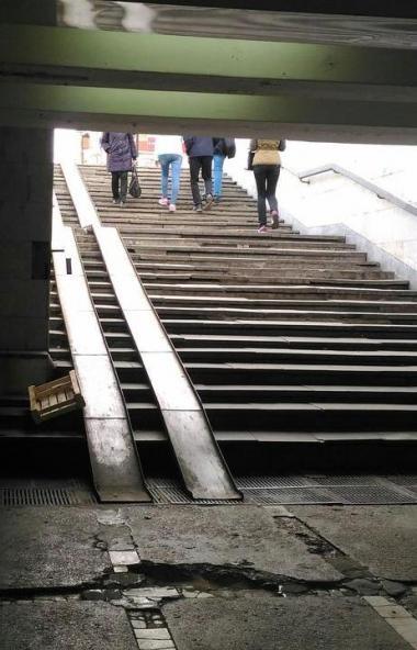 Челябинск встретит сентябрь с четырьмя безопасными выходами из главного городского подземелья на