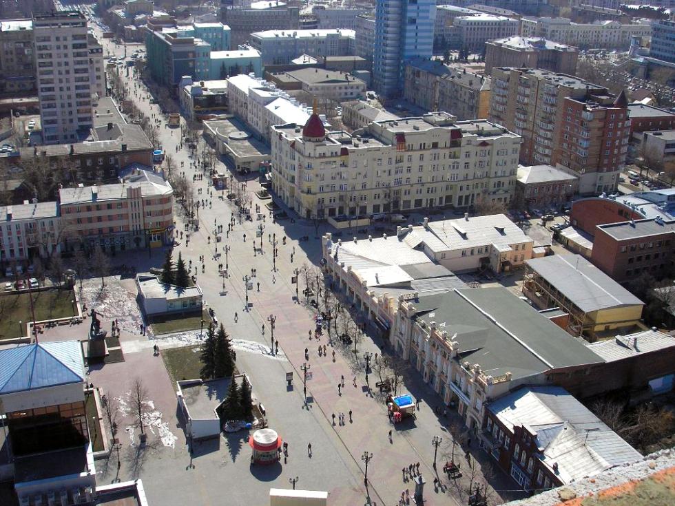 Подобного рода мероприятие для Челябинска является первым, несмотря на то, что благотворительност