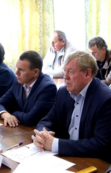 Челябинский филиал Россельхозбанка принял участие в крупнейшем областном агрономическом совещании