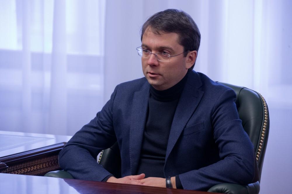 По словам главы района Сергея Кочеткова, Чибис остался довольным увиденным и назвал парк соответс