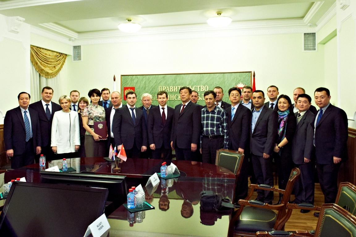 Как сообщил агентству «Урал-пресс-информ» один из организаторов визита – начальник Главного экспе