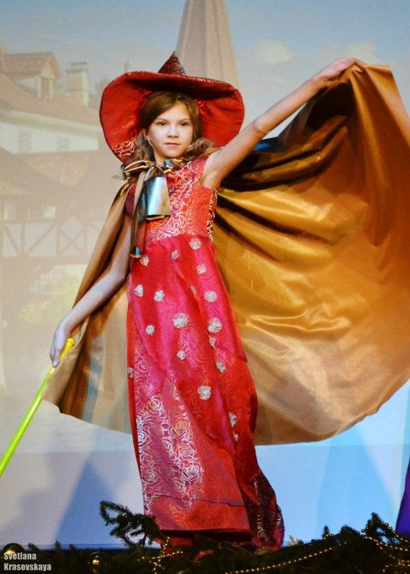 В проекте принимали участие 30 юных волшебников и фей в возрасте от 4 до 12 лет. На протяжении ше