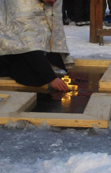 В этом году в Челябинске ожидается небывалое количество желающих окунуться в крещенские купели, к