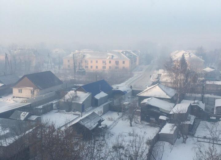 Передвижные лаборатории министерства экологии Челябинской области сегодня, шестого декабря, прово