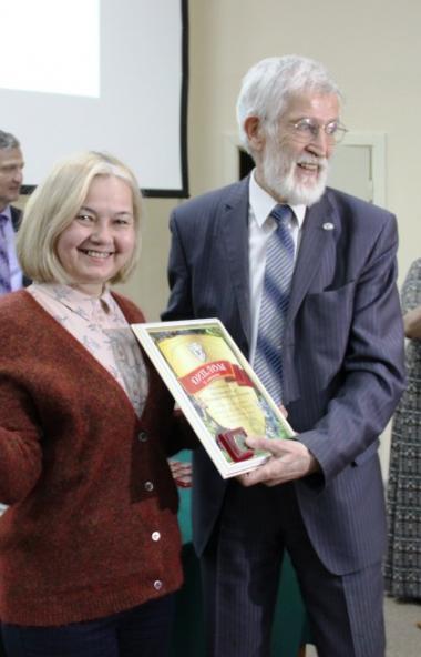 Национальный парк «Таганай» (Челябинская область) стал лауреатом премии «Рыцарь леса» Фонда защит