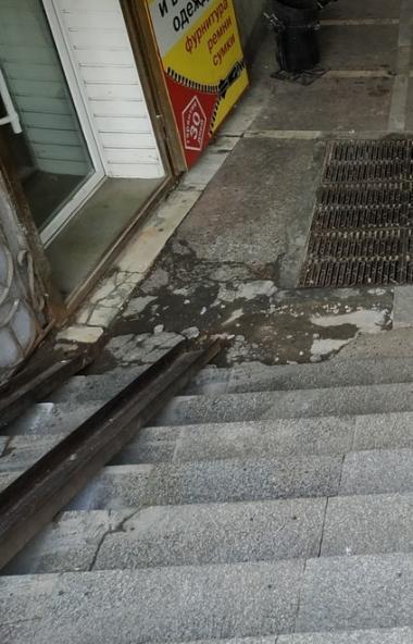 Нарушение сроков завершения ремонта последнего подземного перехода на площади Революции в Челябин