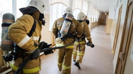В Челябинской области в этом году автоматическая пожарная сигнализация передала тысячи ложных сиг