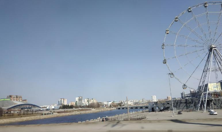 Федеральная программа «Формирование современной городской среды» в Челябинске реализуется активны