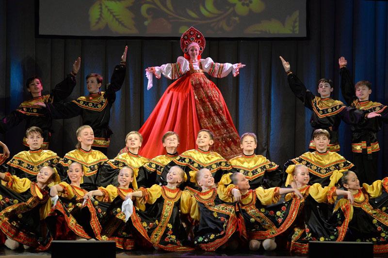 В Челябинске пройдет очередной ежегодный набор учащихся в детскую студию при государственном анса