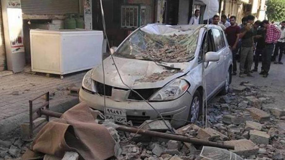 Южноуральцы в составе сборной России по робототехнике пережили землетрясение, которое произошло в