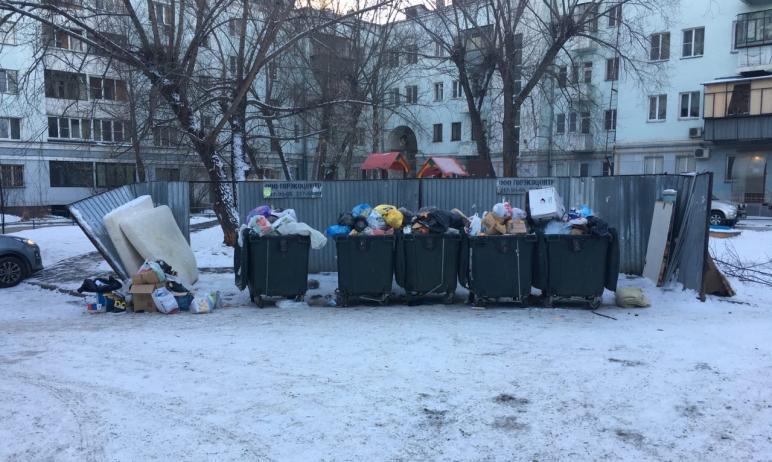 В Челябинской области в вывозе отходов в праздничные дни будет задействовано более 170-ти мусоров
