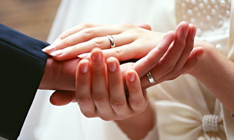 В особенный день нового года – 21.01.2021 – в Челябинской области поженились 162 пары.