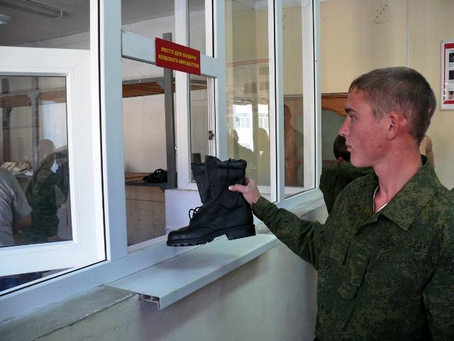 Челябинская область с начала осеннего призыва этого года направила в армию 1 тысячу 400 человек,