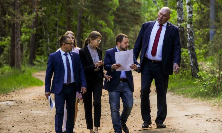 Первый заместитель председателя комитета по экологии и охране окружающей среды Госдумы РФ Николай