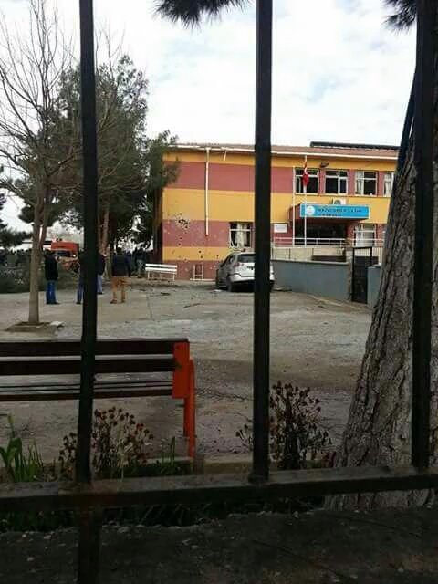 Как сообщает турецкое издание «Haberturk», в результате взрыва погибли два человека, еще двое пол