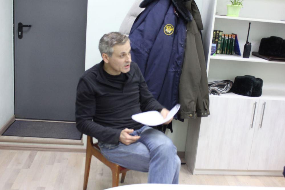 Экс-сенатор Константин Цыбко сегодня, 16-го мая, закончил выступать с последним словом в Челябинс